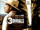 The Three Burials of Melquiades Estrada - British Concept poster (xs thumbnail)