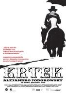 El topo - Czech Movie Poster (xs thumbnail)