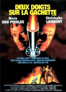 Gunmen - French Movie Poster (xs thumbnail)