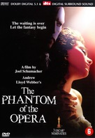The Phantom Of The Opera - German Movie Cover (xs thumbnail)