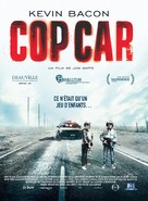 Cop Car - French DVD movie cover (xs thumbnail)