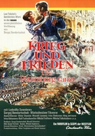Voyna i mir - German Movie Poster (xs thumbnail)