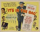 It's in the Bag! - Movie Poster (xs thumbnail)