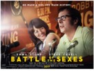Battle of the Sexes - British Movie Poster (xs thumbnail)