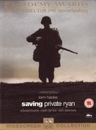 Saving Private Ryan - British Movie Cover (xs thumbnail)