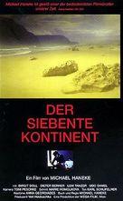 Siebente Kontinent, Der - Austrian Movie Poster (xs thumbnail)