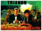 The Four Horsemen of the Apocalypse - Belgian Movie Poster (xs thumbnail)