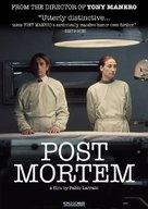 Post Mortem - DVD cover (xs thumbnail)