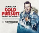 Cold Pursuit - Singaporean Movie Poster (xs thumbnail)
