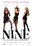 Nine - Romanian Movie Poster (xs thumbnail)