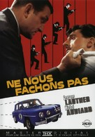 Ne nous fâchons pas - French Movie Cover (xs thumbnail)