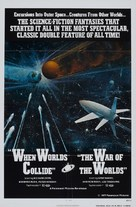 The War of the Worlds - Combo movie poster (xs thumbnail)