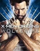 X-Men Origins: Wolverine - German Blu-Ray cover (xs thumbnail)