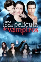 Vampires Suck - Argentinian Movie Cover (xs thumbnail)