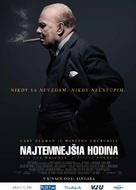 Darkest Hour - Slovak Movie Poster (xs thumbnail)