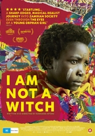 I Am Not a Witch - Australian Movie Poster (xs thumbnail)