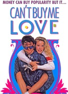 Can't Buy Me Love - DVD movie cover (xs thumbnail)