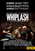 Whiplash - Hungarian Movie Poster (xs thumbnail)
