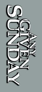Any Given Sunday - Logo (xs thumbnail)