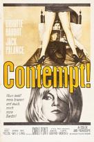 Le mépris - Movie Poster (xs thumbnail)