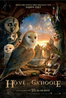 Legend of the Guardians: The Owls of Ga'Hoole - Vietnamese Movie Poster (xs thumbnail)