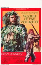 Sword of the Valiant: The Legend of Sir Gawain and the Green Knight - Belgian Movie Poster (xs thumbnail)