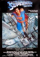 Superman - Finnish Movie Poster (xs thumbnail)