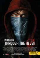 Metallica Through the Never - Hungarian Movie Poster (xs thumbnail)