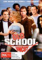 Old School - Australian DVD movie cover (xs thumbnail)