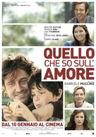 Playing for Keeps - Italian Movie Poster (xs thumbnail)