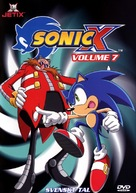 """Sonic X"" - Swedish Movie Cover (xs thumbnail)"