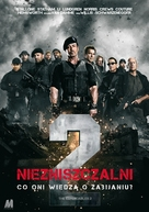 The Expendables 2 - Polish Movie Cover (xs thumbnail)