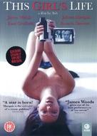 This Girl's Life - British DVD cover (xs thumbnail)