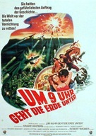 City Beneath the Sea - German Movie Poster (xs thumbnail)