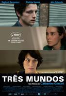 Trois mondes - Brazilian Movie Poster (xs thumbnail)