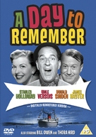 A Day to Remember - British DVD cover (xs thumbnail)