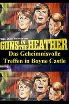 Guns in the Heather - German Movie Poster (xs thumbnail)