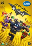 The Lego Batman Movie - Danish Movie Cover (xs thumbnail)