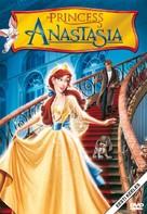 Anastasia - Estonian DVD movie cover (xs thumbnail)