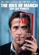 The Ides of March - German DVD movie cover (xs thumbnail)