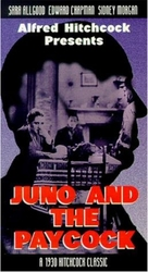Juno and the Paycock - VHS cover (xs thumbnail)