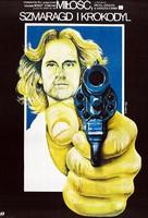 The Jewel of the Nile - Polish Movie Poster (xs thumbnail)