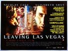 Leaving Las Vegas - British Movie Poster (xs thumbnail)