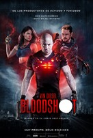 Bloodshot - Colombian Movie Poster (xs thumbnail)