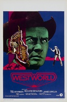 Westworld - Belgian Theatrical movie poster (xs thumbnail)