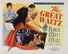 The Great Waltz - Re-release poster (xs thumbnail)