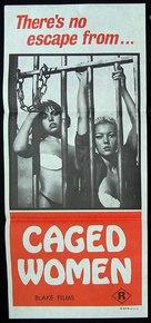 Frauengefängnis - Australian Movie Poster (xs thumbnail)