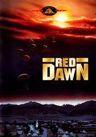 Red Dawn - DVD cover (xs thumbnail)