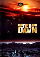 Red Dawn - DVD movie cover (xs thumbnail)