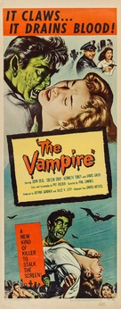 The Vampire - Movie Poster (xs thumbnail)
